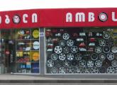 ავტონაწილების მაღაზიათა ქსელი -  ამბოლი