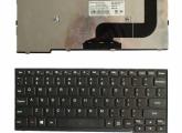 სკოლის ნეტბუქი Lenovo Ideapad S210 S215 25210801 mp-12u13us-686 - ის კლავიატურა ქართული ფონტით
