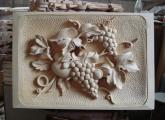 რელიეფური ჭრა ხეზე, 2D ჭრა, დეკორები, თანამედროვე სტილის ავეჯის დამზადება, ხეზე და მდფ-ზე კვეთა