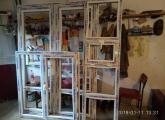 მეტალოპლასტმასის კარ ფანჯარის დამზადება