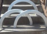 ალუმინის და მეტალოპლასტმასის მოღუნვა მრგვალი ფანჯრებისთვის / Aluminis da metaloplasmasis mogunva mrgvali fanjrebisthis