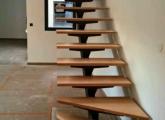კიბეების გაკეთება დამონტაჟება