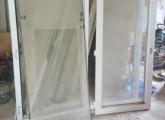 იყიდება მეორადი მეტალოპლასტმასის ფანჯარა