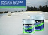 polyurea ცივი წასმის ორ კომპონენტიანი პოლიურეა