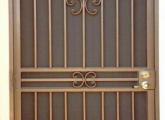 ლითონის ნაკეთობები, ჭიშკარი, სახლის კარი, კიბე, მოაჯირი