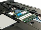 ლეპტოპის ოპერატიული მეხსიერებები RAM - ები 2/4GB DDR2 DDR3 667/800/1066/1333/1600 MHZ