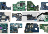 ლეპტოპების დედაპლატები, სხვადასხვა მოდელის DELL, ASUS, ACER, SAMSUNG, HP, TOSHIBA და სხვა ნაწილები