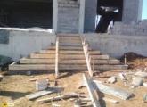 მშენებლობა, ლესვა, აშენება