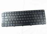 GENUINE for HP DV6-3024TX DV6-3025 DV6-3025DX -ის კლავიატურა