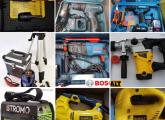 სამუშაო იარაღები - ხელსაწყოები
