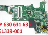 HP 630 631 635 - ლეპტოპის დედაპლატა 661339-001