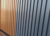 WPC cladding facade - ფასადის პანელი / ინტერიერი & ექსტერიერი