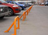 ბარიერი პარკინგის შლაგბაუმი barieri parkingis shlagbaumi