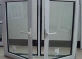 მეტალო პლასტმასის კარ ფანჯარა